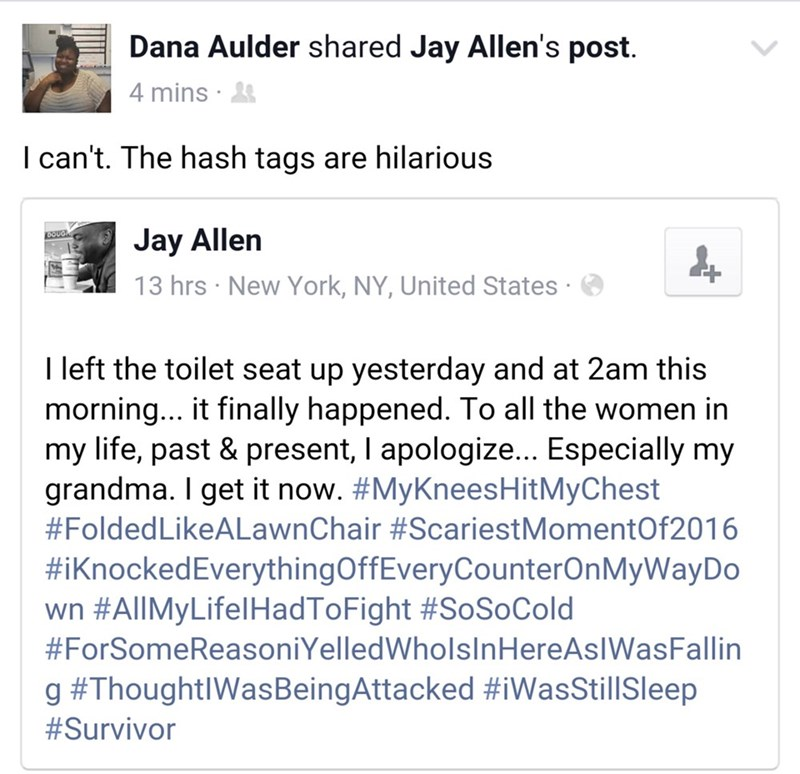 failbook hashtags facebook toilet seat - 8802411776