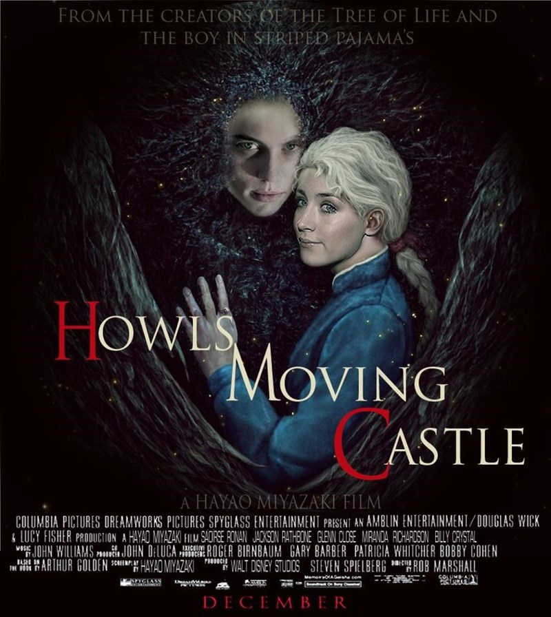 studio ghilbi awesome movies howls moving castle - 8802656256