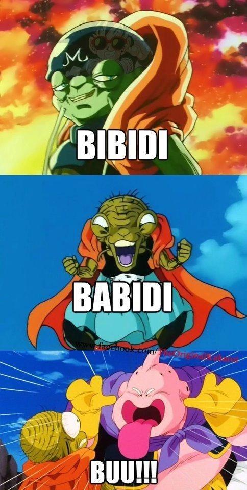 dragonball z manga bibidi funny - 8802660096