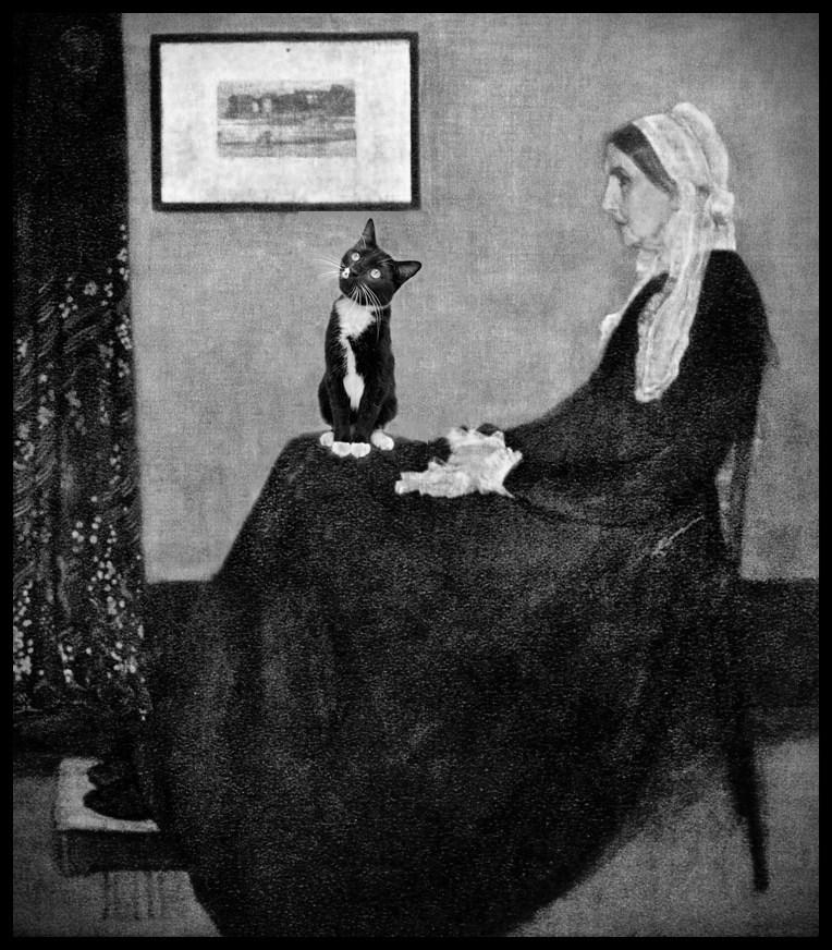 PUN: Whistler's Mother