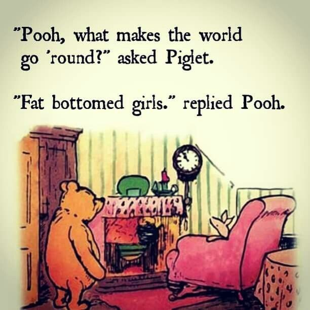image queen winnie the pooh Winnie the Pooh Knows What's up With This Rockin' World