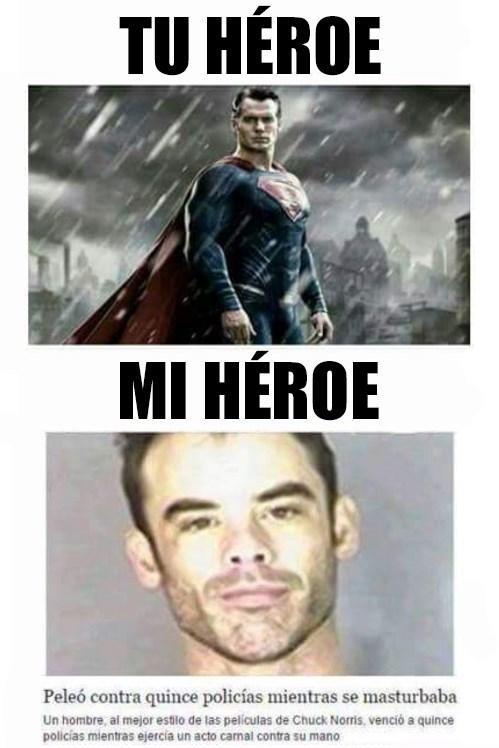 tu heroe
