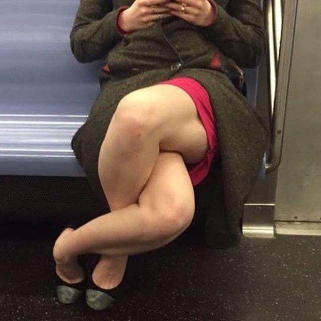 Um, How Do Legs Even Work?