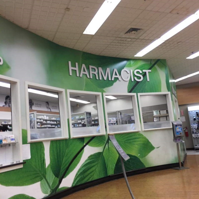 image signs fail Is This Where I Pick Up My Prescription?