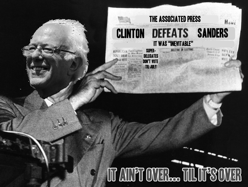bernie sanders Hillary Clinton Democrat - 8803407872