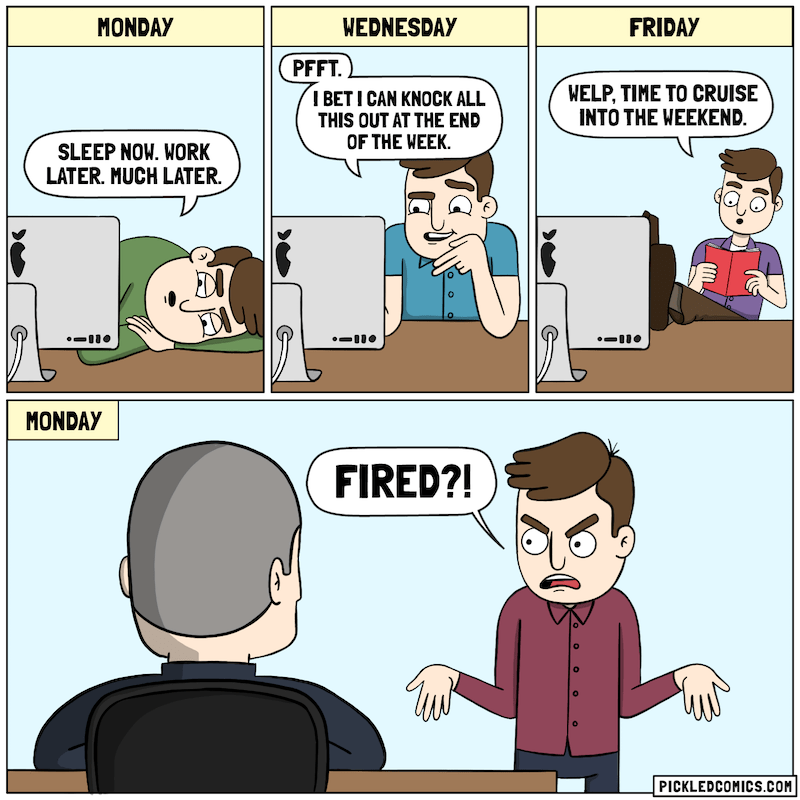 FAIL job work struggles web comics - 8803560704