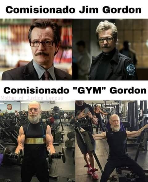 gym gordon