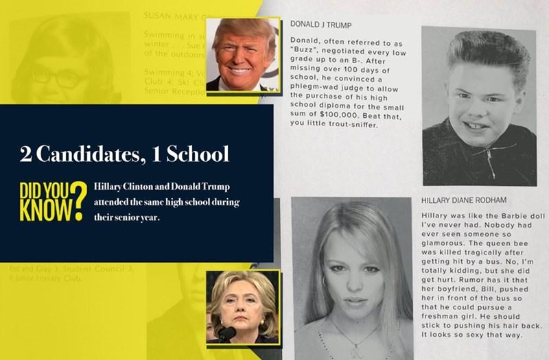 donald trump Hillary Clinton Democrat republican - 8803709952