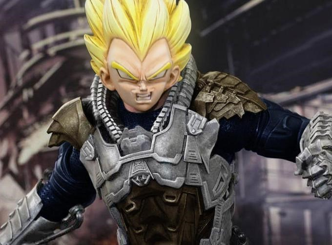 vegeta,dragonball z,action figure