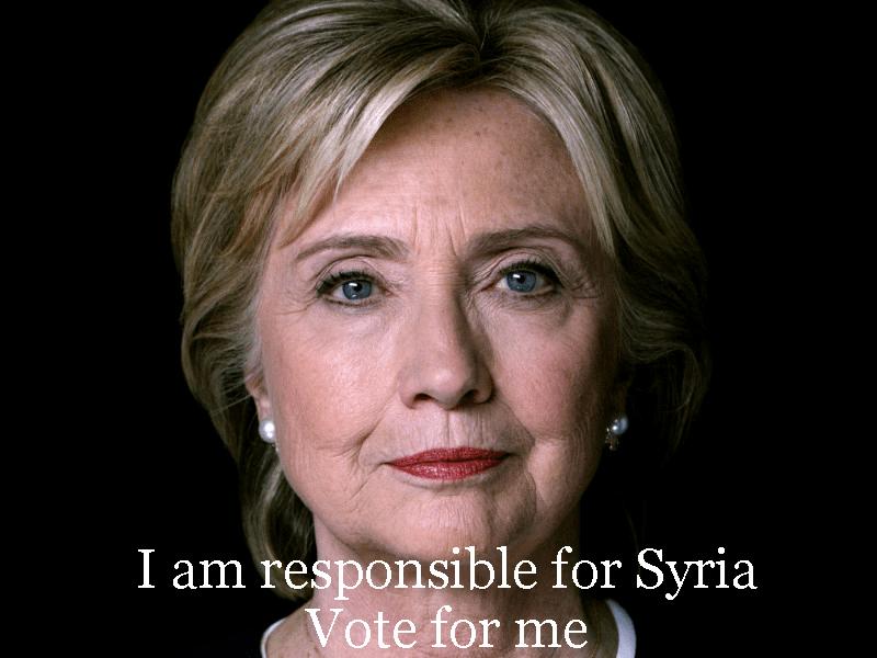 Hillary Clinton Democrat - 8803753472