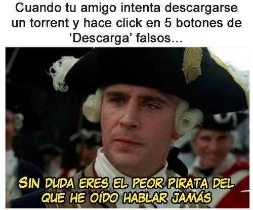 mal pirata
