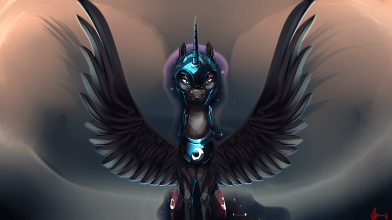 nightmare moon,princess luna