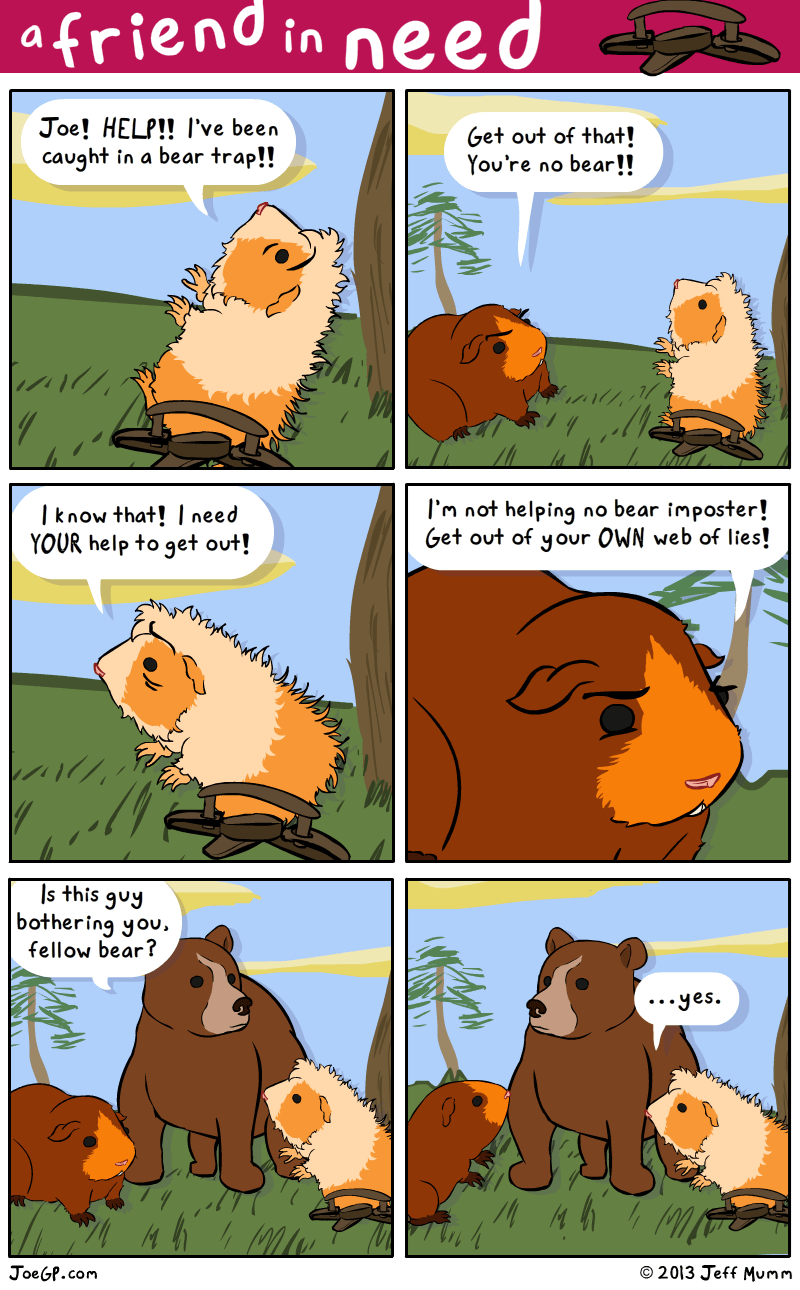 bear funny animals wordplay web comics - 8803979008