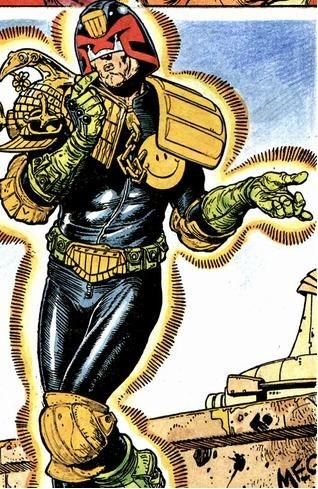 dredd,comics,superheroes,funny,wordplay