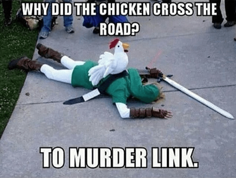 the-chicken-crossed-the-road-link-not-doing-well