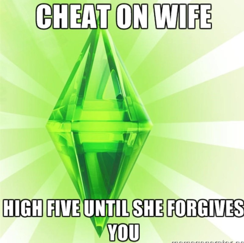funny-sims-video-game-logic-cheating-on-wife-resolution
