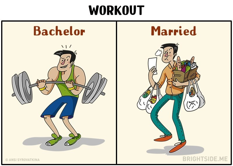 workout dating web comics