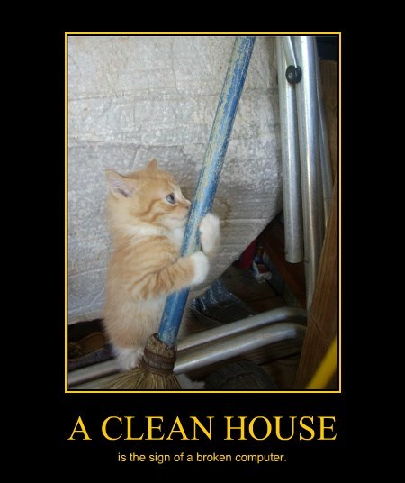A Clean House Lolcats Lol Cat Memes Funny Cats