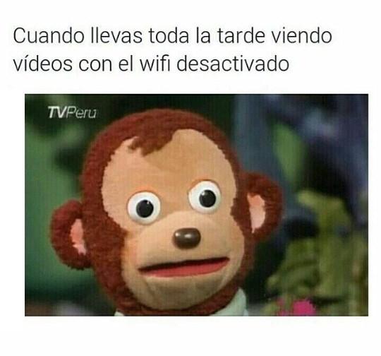 wifi desactivado