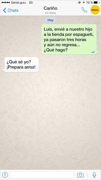 whatsapp errores