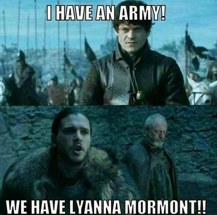 Jon Snow Game of Thrones Memes ramsay bolton - 8804788736