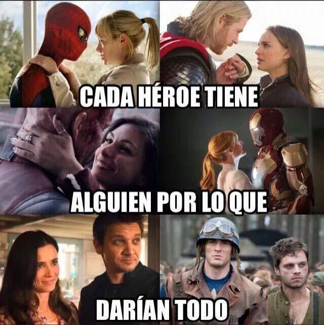 cada heroe