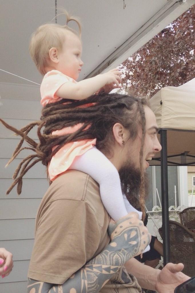 Babies dreadlocks parenting - 8805117440