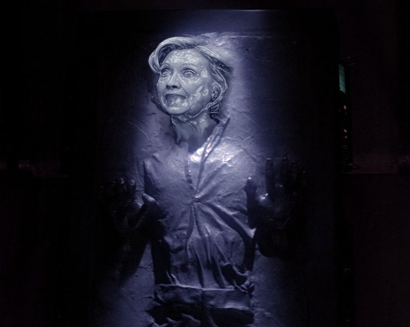 Hillary Clinton Democrat - 8805265920