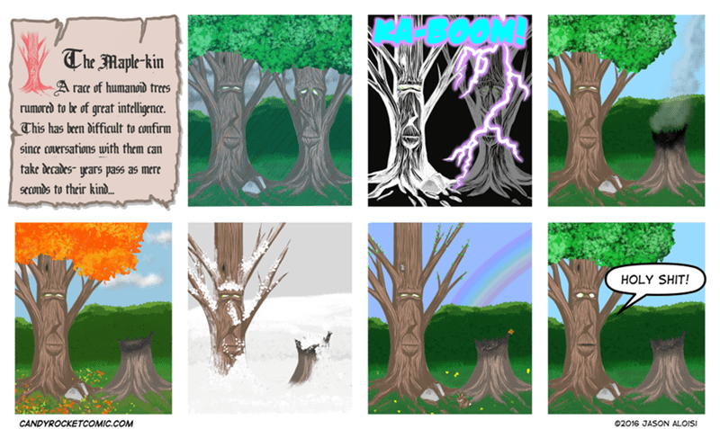 trees-have-lengthy-conversation-when-lightning-strikes-comics