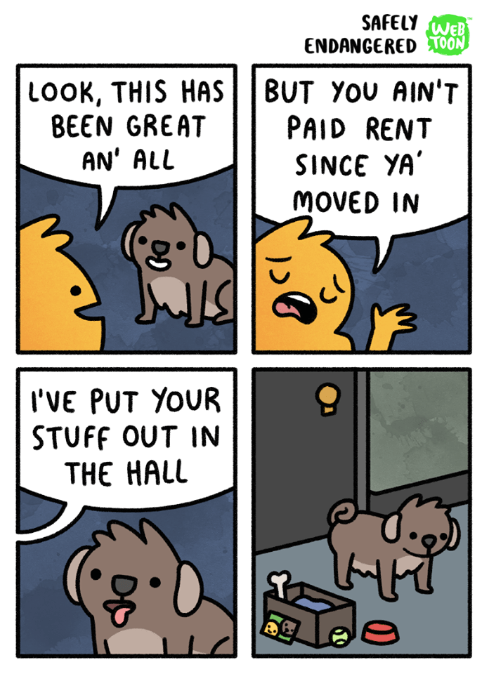 animal-freeloader-cant-pay-rent-web-comics