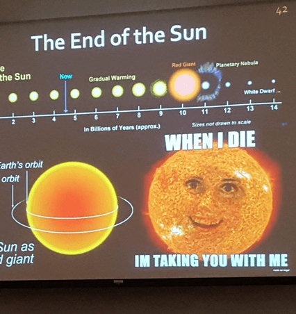 image science overly attached girlfriend When Science Class Becomes Meme Class