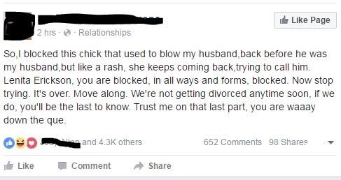 failbook,facebook,divorce