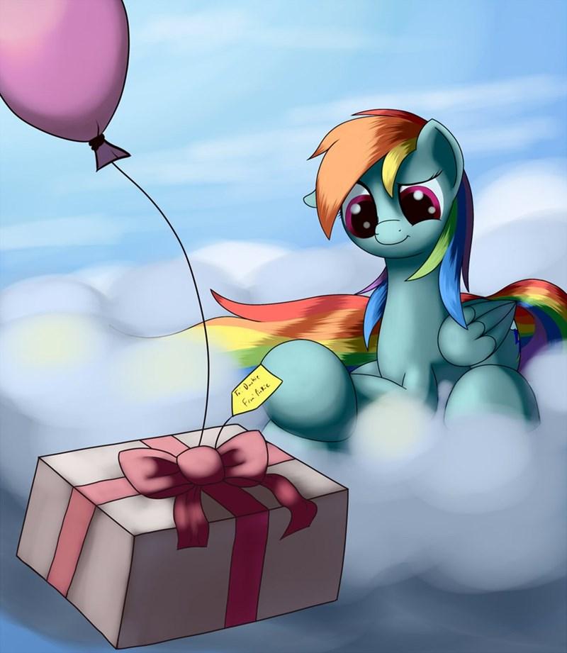 pinkie pie rainbow dash - 8805597184