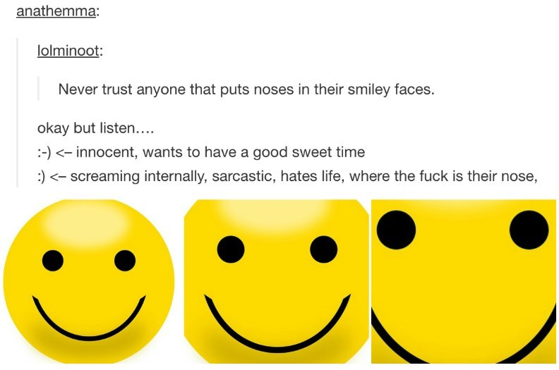 image smiley face tumblr Smile