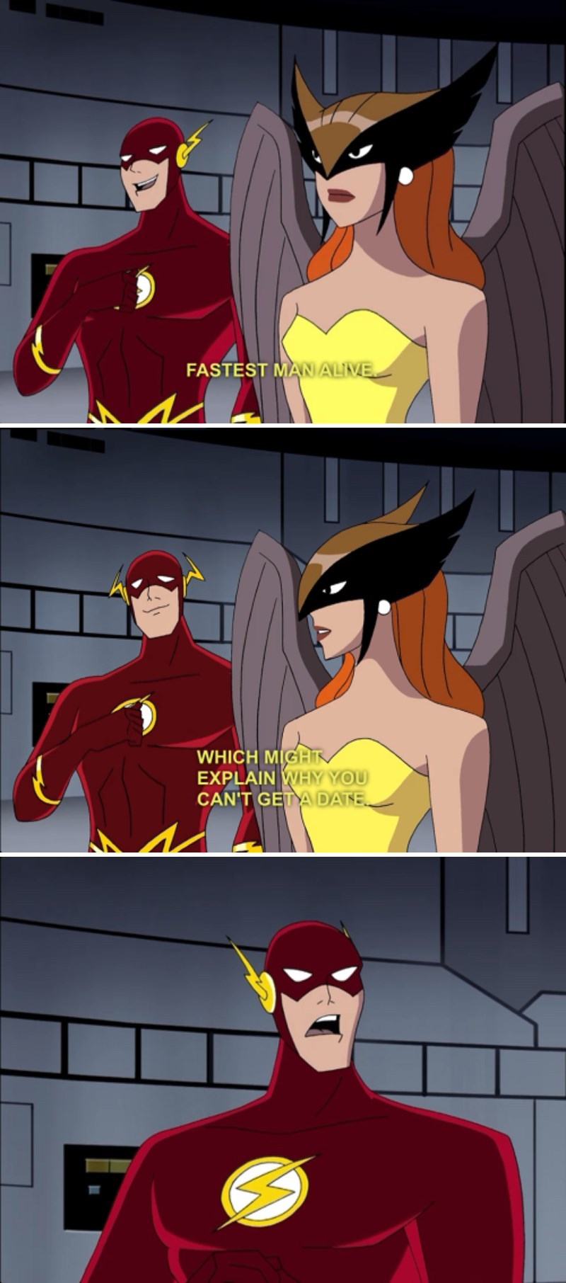 sex fast the flash flash dating
