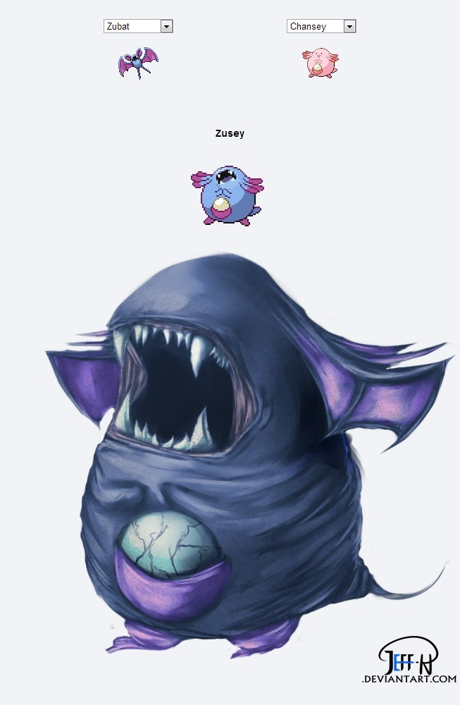 scary Pokémon zubat pokemon logic chansey - 8805903616