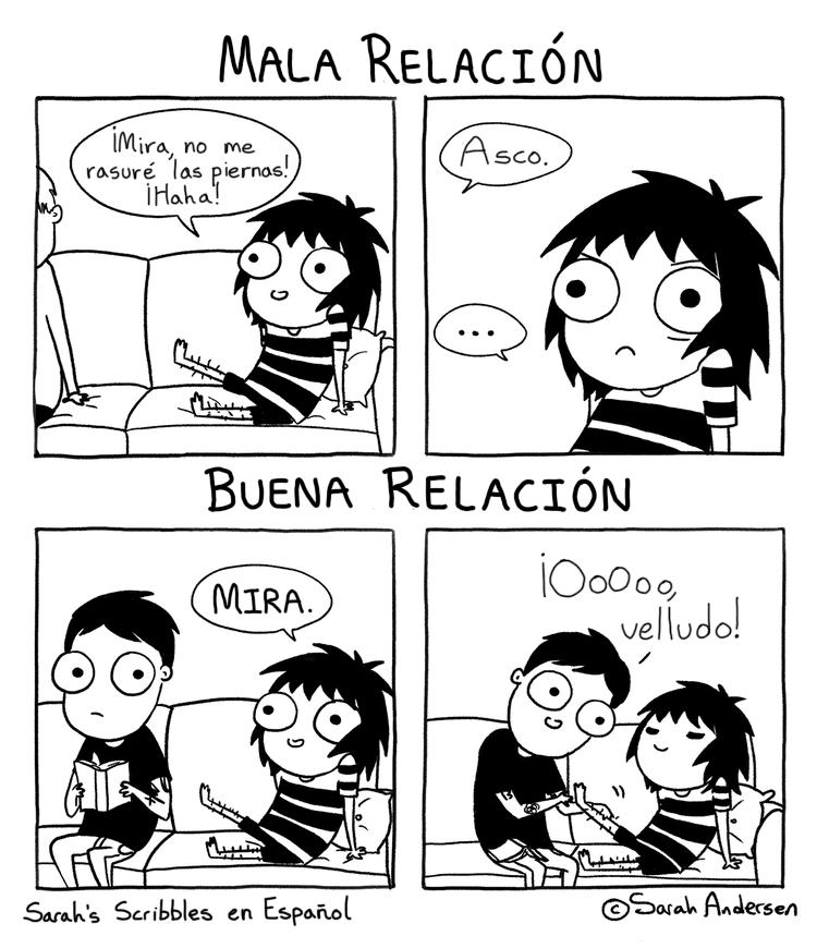 mala relacion