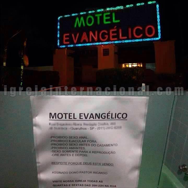 motel evangelico