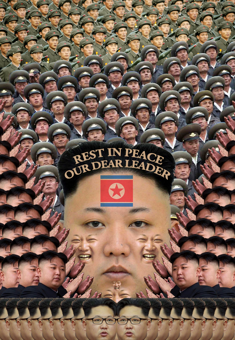 North Korea - 8805986304
