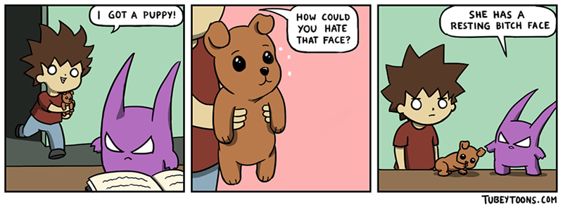 web-comics-puppy-eyes-helpless-to-resting-face