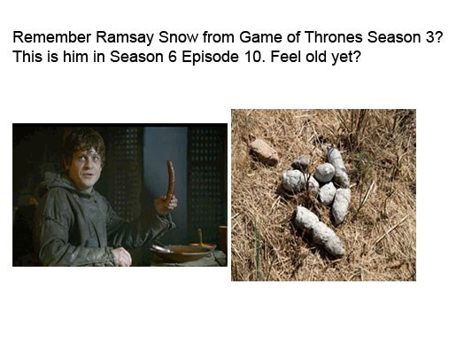 old,poop,Game of Thrones,Memes,ramsay bolton
