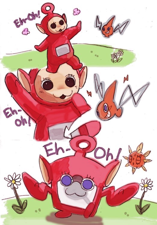 pokemon-logic-awkward-teletubbies-rotom-crossover