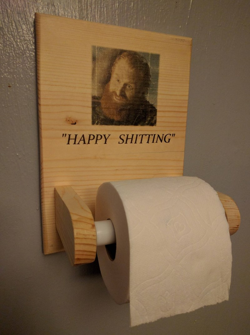 every bathroom needs this