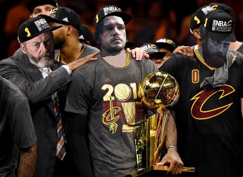 Championship - ENB CHA FNGE CHAMPS BAMPR 201 NBA OAMP