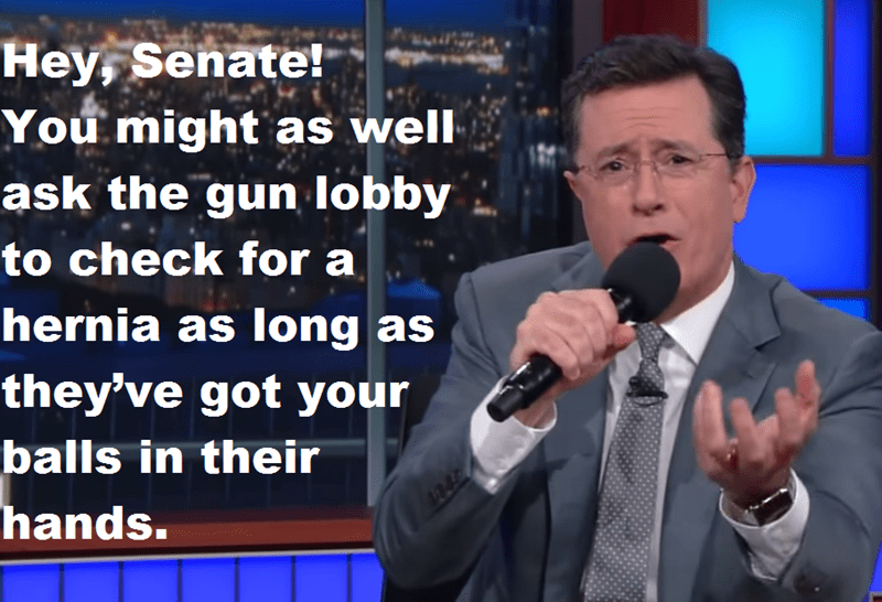 stephen colbert,Democrat,republican