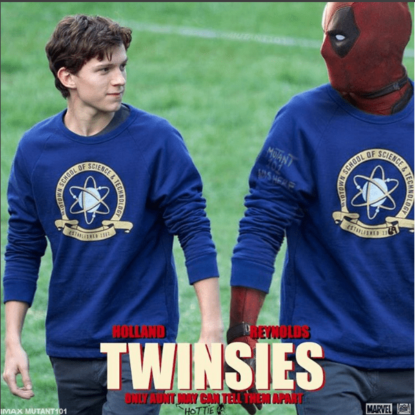 aunt-may-matching-outfits-spider-man-deadpool
