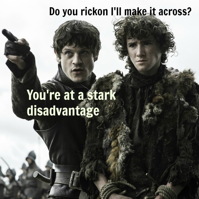 Game of Thrones puns image - 8807245568
