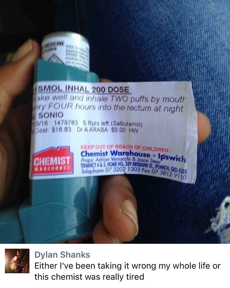 inhaler failbook asthma facebook - 8808552704