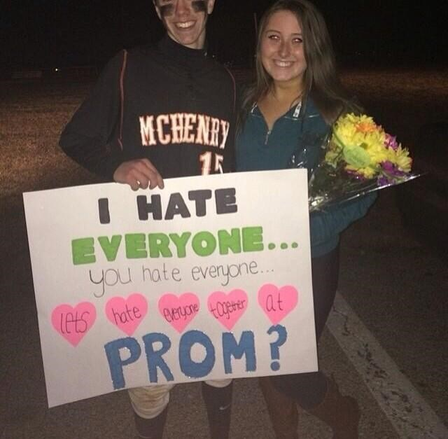 promposal clever prom win dating - 8810629632