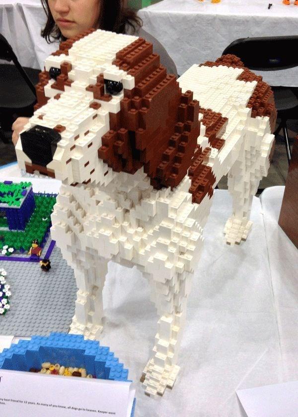 dogs lego legos - 8810675968